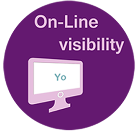 On Line Visibility